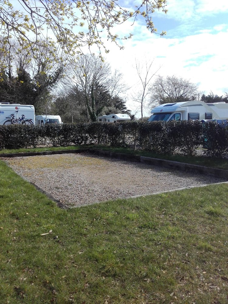 Aire camping-car à Baden (56870) - Photo 4